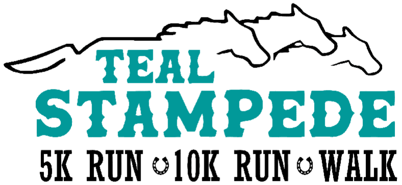 Teal Stampede race and fun walk