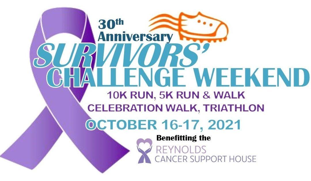 Survivors' Challenge Run, Walk, & Triathlon