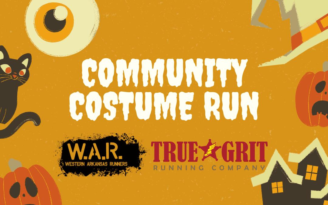 Community Costume Run